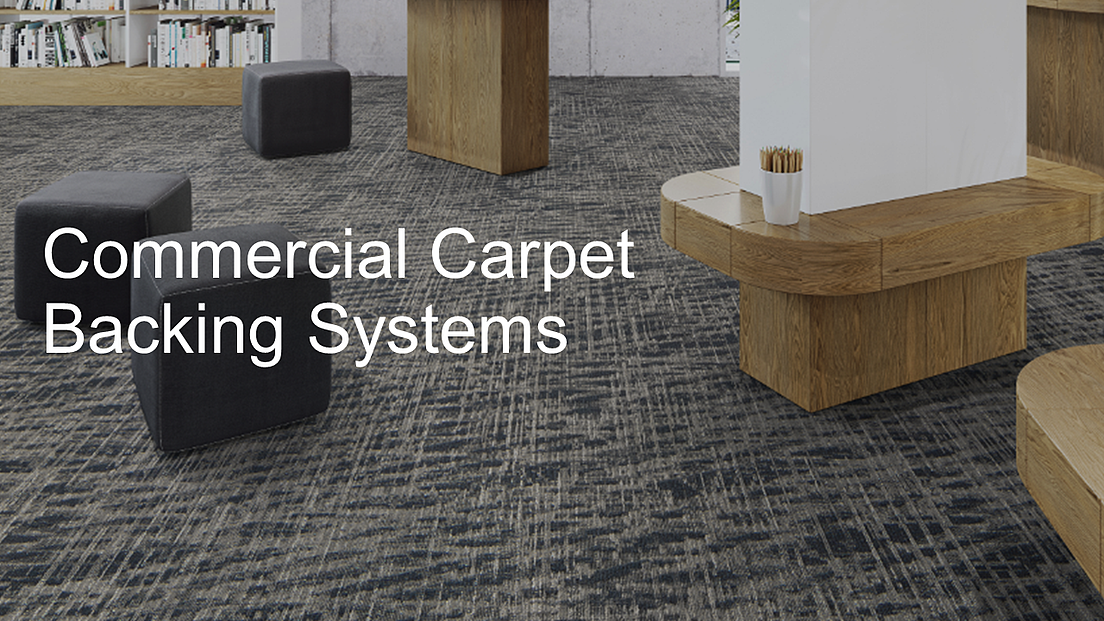 Commercial Carpet Backing Systems CEU cover image