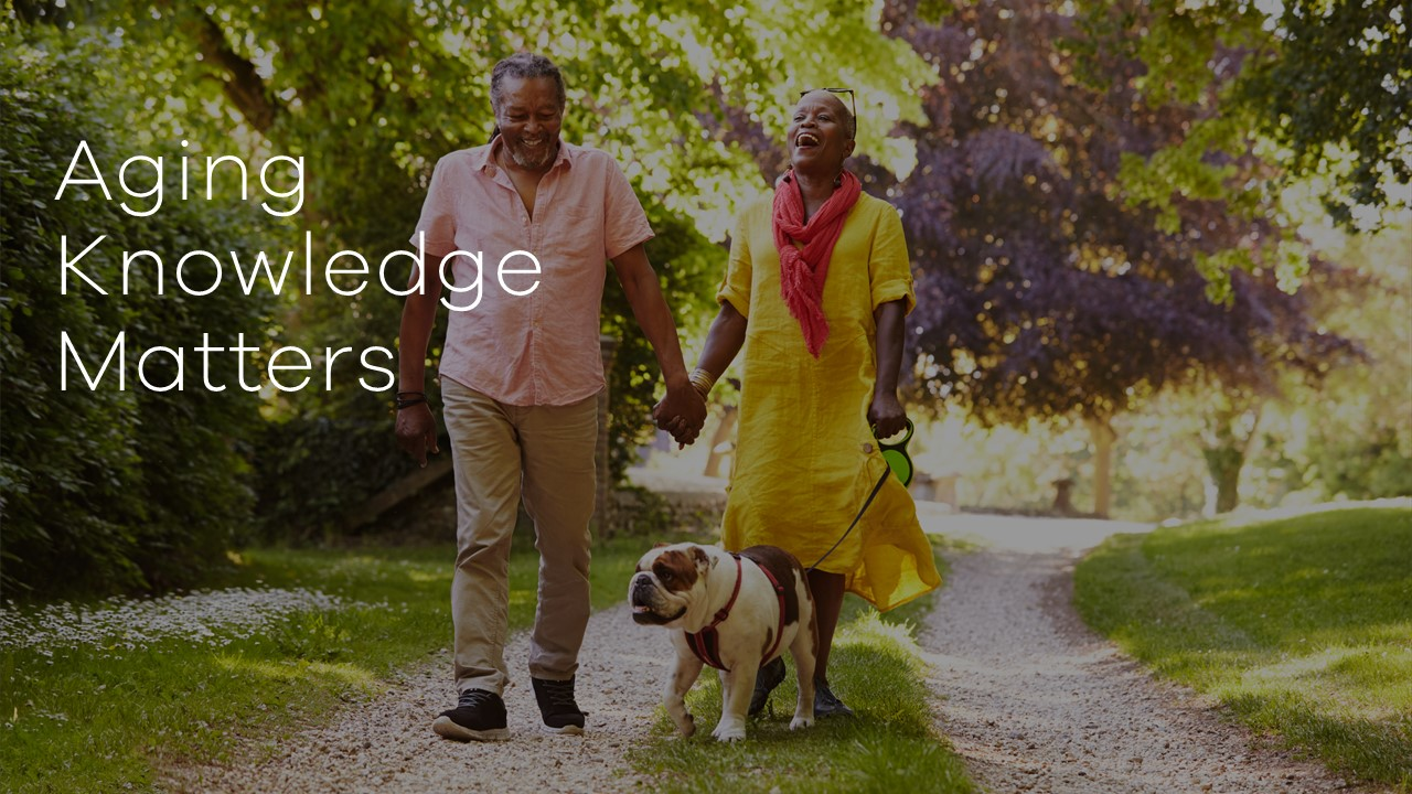 Aging Knowledge Matters CEU