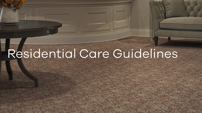 Residential Care Guidelines CEU cover image
