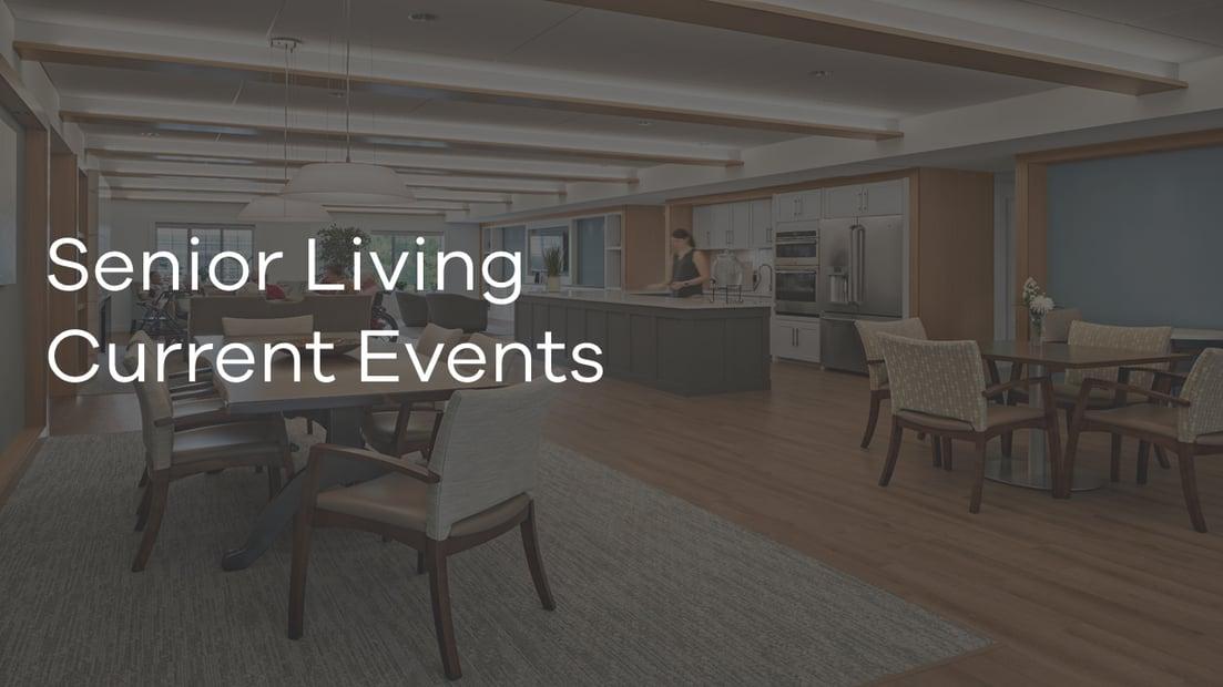 Senior Living Current Events CEU cover image